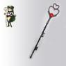 Picture of Sailor Moon Sailor Pluto Meiou Setsuna Cosplay Garnet Rod mp001851