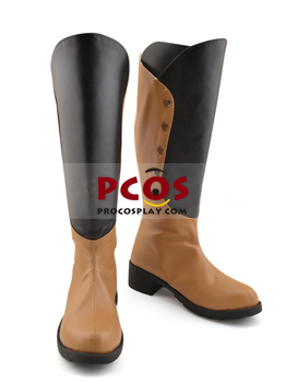 Picture of Hakuōki Yukimura Jiziru Cosplay Boots mp001879