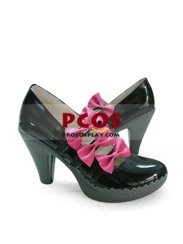 Picture of Macross Frontier Ranka Cosplay Shoes mp001883
