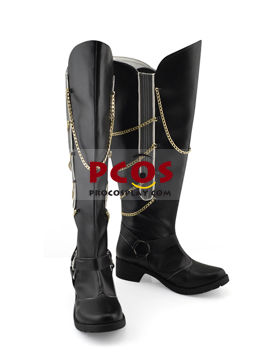 Picture of Vocaloid Kaito Unhappy Refrain Cosplay Boots mp001886