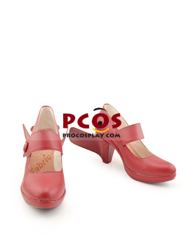 Picture of Kantai Collection Amatsukaze Cosplay Shoes mp001909