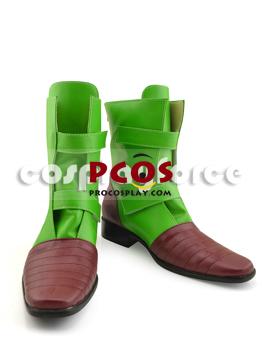 Dragon Ball Videl Cosplay Shoes