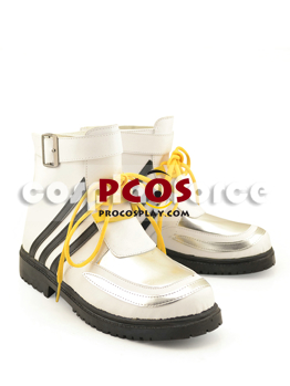 Picture of Kingdom HeartsⅡ Riku Cosplay Boots mp001924