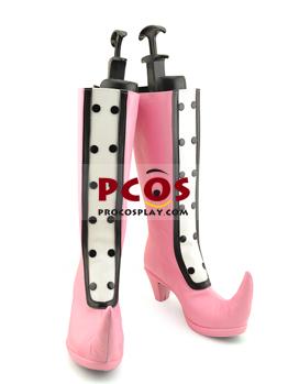 Picture of Magical DoReMi Harukaze Doremi Cosplay Boots mp001929