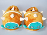 Picture of League of Legends lol The Armordillo Rammus Cosplay Shoes mp001975