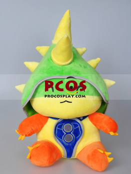 Picture of League of Legends The Armordillo Rammus Cosplay Doll mp001977