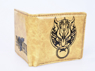 Picture of Final Fantasy VII Cloud Strife Tiger Head Cosplay Wallet mp001988