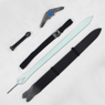 Picture of Sword Art Online GGO Mother's Rosario Kirigaya Kazuto Cosplay White Sword mp001801