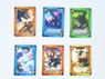 Picture of New Style League of Legends Cosplay Poker Set mp002000