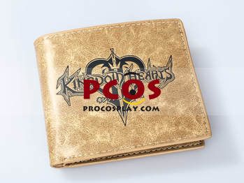 Picture of Ready to Ship Kingdom Hearts Brown Cosplay Wallet mp002099