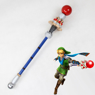 Picture of The Legend of Zelda Link's Fire Rod mp002106