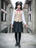 Picture of Fate/stay Night The Holy Grail War Tohsaka Rin Cosplay Red Uniform mp002151