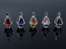Picture of Ready to Ship New style Puella Magi Madoka Magica Soul Gem 10pcs Ring Crystal Ball Cosplay mp001064