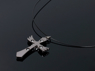 Picture of Vampire Knight Kuran Kaname Cosplay Cross Necklace mp002242