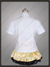 Picture of AKB0048 Yellow Grid Cosplay Stage Outfits mp002398