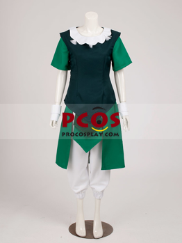 Picture of The Legend of Korra Season 3 Opal Cosplay Costume mp002404