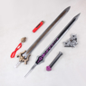 Picture of Dynasty Warriors 8 Liu Bei Cosplay Double Sword mp002479
