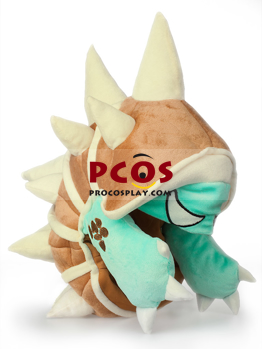 Picture of League of Legends (LoL) Rammus Hat Brown Version Cosplay mp000863