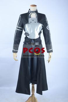 Picture of New Sword Art Online 2 Phantom Bullet Gun Gale Online Kirito Cosplay Costume mp002631