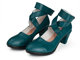 Picture of Sailor Moon Sailor Neptune Kaiou Michiru Cosplay Shoes mp000517