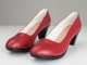 Picture of Sailor Moon Sailor Mars Hino Rei Cosplay Shoes