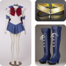 Picture of Sailor Moon Sailor Saturn Tomoe Hotaru Cosplay Costume