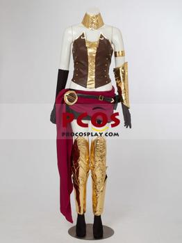 Picture of RWBY Pyrrha Nikos Cosplay Costume Custom-made mp001700