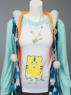 Picture of Super Sonico The Animation Cosplay Costume mp002034