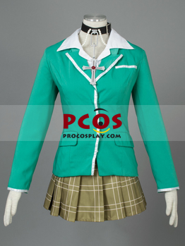 Picture of Rosario+Vampire Yokai Academy Moka Akashiya Cosplay Female Uniforms mp002033