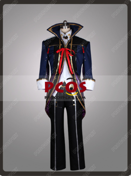 Picture of God Eater 2 Rage Burst Julius Visconti Cosplay Costume mp002916