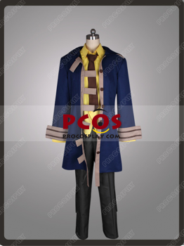 Picture of God Eater Soma Schicksal Cosplay Costume mp002952