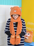 Picture of Himouto! Umaru-chan Umaru Doma Indoor's Cosplay Hamster Hoodie mp003031
