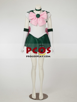 Picture of Ready to Ship Best Sailor Moon Sailor Jupiter Kino Makoto Cosplay Costumes Shop mp000292
