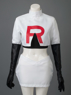 Picture of Pokemon Team Rocket Jessie Cosplay Costume mp002221