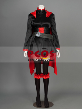 Picture of RWBY RWBY-Red Trailer Ruby Rose Cosplay Costume mp000639