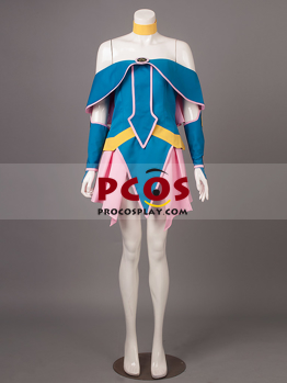 Picture of Yu-Gi-Oh! Dark Magician Girl Cosplay Costume mp002991