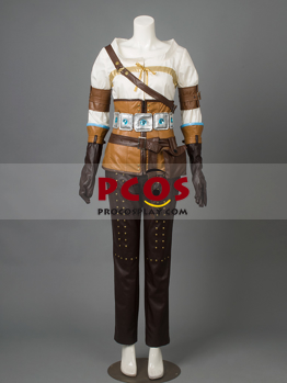 Picture of The Witcher 3: Wild Hunt Cirilla Cosplay Costume mp003141