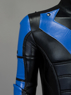 Picture of Ready to Ship Batman:Arkham City Nightwing Richard John Dick Grayson Cosplay Costume mp002670