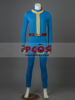 Picture of Fallout 4 Vault 111 Sole Survivor Cosplay Costume mp002795