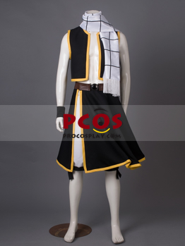 Picture of Fairy Tail Natsu Dragneel Original Cosplay Costumes mp001629