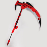 Picture of Updated RWBY Red Trailer Ruby Weapon Crescent Rose Cosplay mp003299