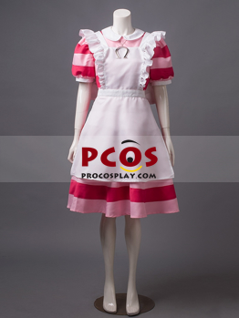 Picture of Alice in Wonderland Alice Maid Cosplay Costume mp003205