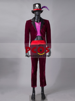 Picture of The Princess and the Frog Doctor Facilier Cosplay Costume mp003301