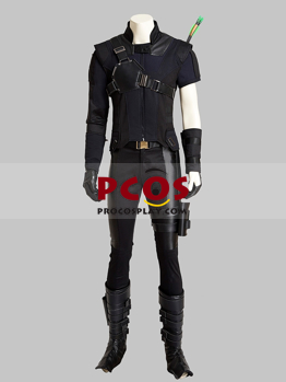 Picture of Captain America:Civil War Clint Barton Hawkeye Cosplay Costume mp003321
