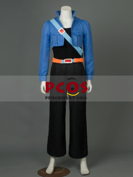Picture of Dragon Ball Z Future Trunks Cosplay Costume mp003176