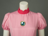 Picture of Super Mario Bros Princess Peach Pink Cosplay Costume mp003319
