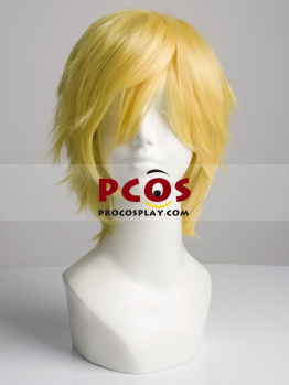 Picture of Ready to Ship RWBY Jaune Arc Cosplay Wigs mp003290