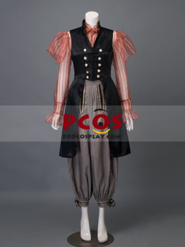 Picture of Alice in Wonderland 2 Alice Kingsleigh Cosplay Costume mp003371