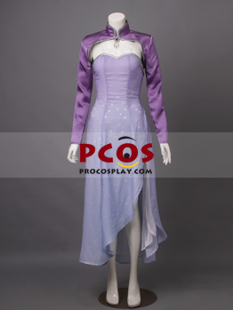 Picture of RWBY Vol.4 Season 4 Weiss Schnee long Cosplay Costume mp003386