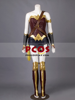 Picture of Wonder Woman Diana Prince Cosplay Costume mp003361